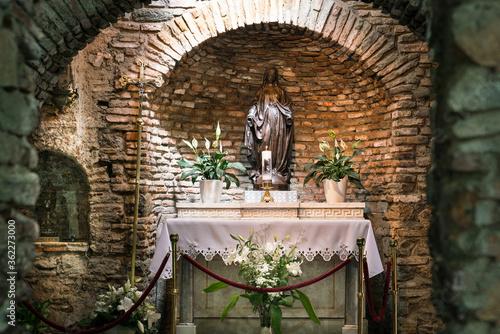 Photo The House of the Virgin Mary (Meryemana)