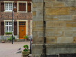 Die kleine Stadt Legden im Münsterland