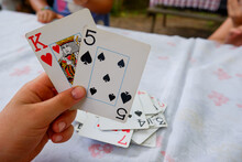 The Last Playing Cards Remaini...