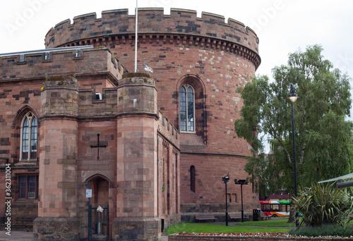 Fotomural Carlisle Citadel 05 July 2020 in Carlisle, UK
