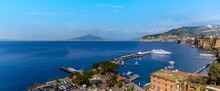 A Panorama View From The Cliff...