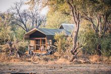 Luxury Safari Tent In A Tented...