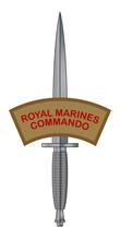 Commando Knife From WW2