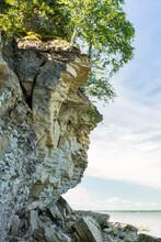 Fragment Of Natural Limestone ...