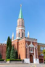 St. Nicholas Tower (or Nikolsk...