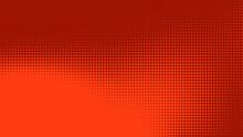 Dots Halftone Red Purple Color...