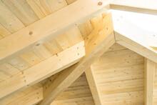Dachstuhl Holzdach