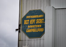 Downtown Campbellford Sign