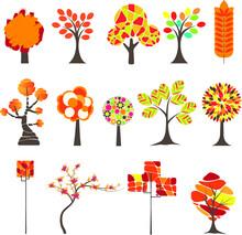 Floral Elements, Ornate Backgr...
