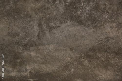 Fototapeta fondo abstracto con manchas grises sobre suelo de cemento obraz
