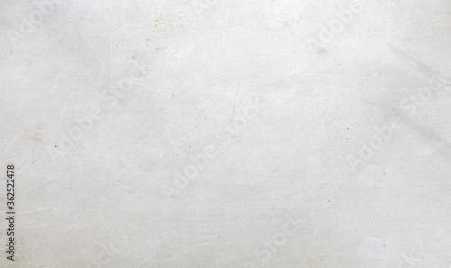 Fototapeta white cement wall background. top view obraz