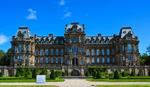 Museum Against A Blue Sky