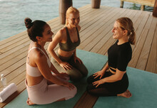 Yoga For Relaxation And Well B...