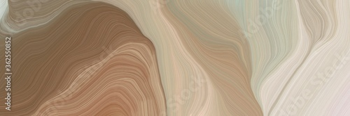 Modne obrazy  unobtrusive-header-with-elegant-curvy-swirl-waves-background-design-with-rosy-brown-light-gray-and-pastel-brown-color