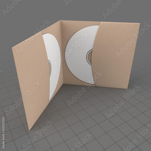 Fototapeta DVD envelope 1 obraz