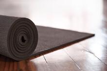 Matt De Yoga Listo Para La Cla...