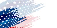 USA Flag Vector American Natio...