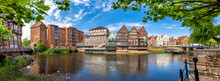 Lüneburg, Germany. The Old To...