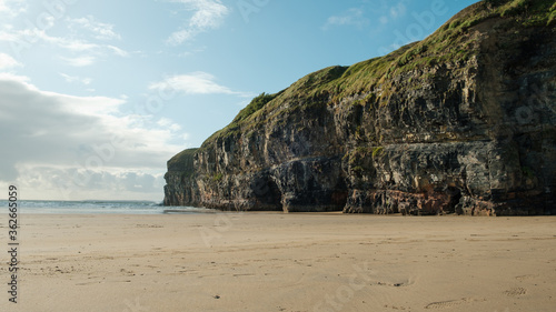 Photo Ballybunion beach ireland