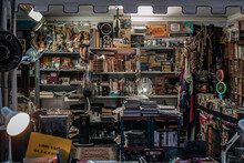 Interior Of Abandoned Store