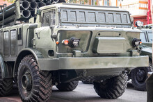 Military Artillery , Self-prop...