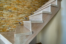 Stylish Wooden Contemporary St...