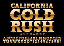 California Gold Rush Is An Old...