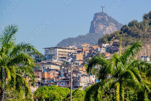 Tavares Bastos favela in Rio de Janeiro .