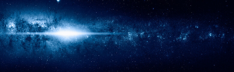 Supernova explosion in the center of the milky way