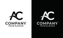 Initial Logo Ac, Ca, C Inside ...