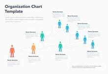 Company Organization Chart Tem...