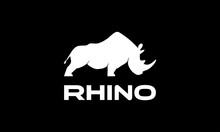 Rhino Logo Vector V.2