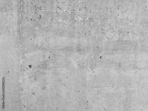 Obraz Concrete Material Texture Background Old Wall Grey - fototapety do salonu