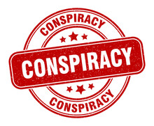 Conspiracy Stamp. Conspiracy L...