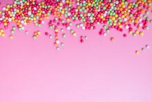 Decorative Sugar Sprinkles On ...