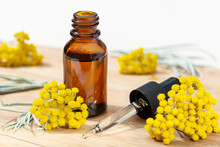 Helichrysum Essential Oil In A...