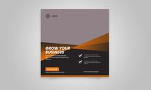 Business Social Post Banner
