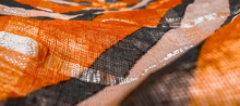 Detail Shot Of Textile