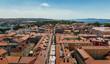 Cityscape, Zadar, Streets, Summer, Rooftops.