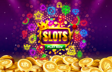 Play Now Slots Neon Icons, Cas...