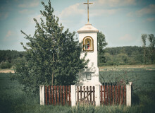 Old Wayside Shrine