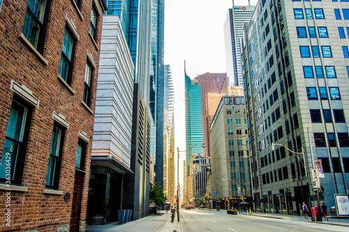 Adelaide Street Toronto
