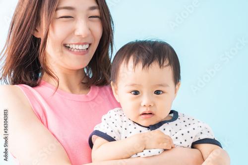 Photo 赤ちゃん 子育て