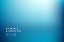 Bright Gradient Abstract White Blue Background