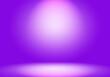 Leinwanddruck Bild - Full Frame Shot Of Illuminated Background