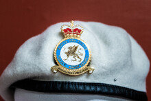 Close-up Of Army Hat
