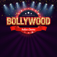 Bollywood Indian Cinema. Movie...