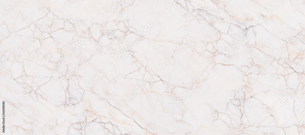 Fototapeta Marble texture background, high resolution Italian slab marble for interior home decoration used ceramic wall floor and granite tile surface