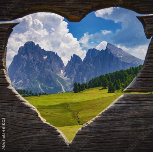 Fotografiet trentino, montagne nel cuore