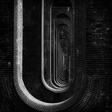 Full Frame Shot Of Viaduct